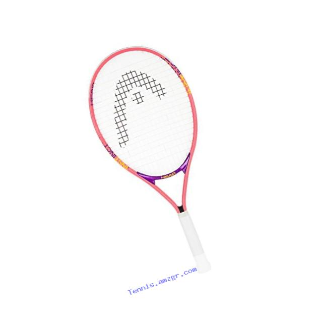 HEAD Instinct 25 Junior Tennis Racquet, Strung