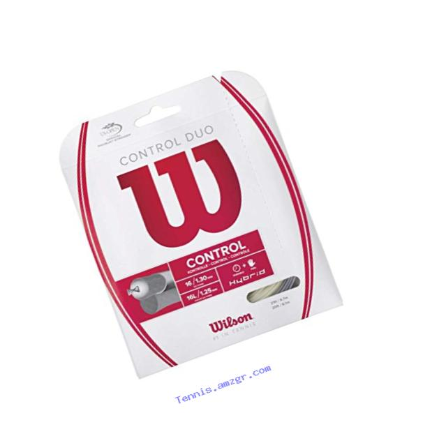 Wilson Control Duo Tennis String