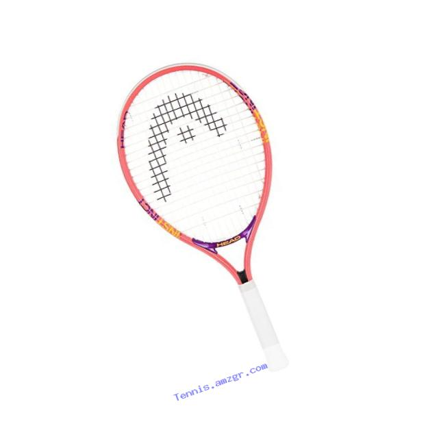 HEAD Instinct 21 Junior Tennis Racquet, Strung